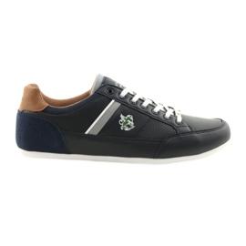 Men's Sport Shoes Mckey 901 navy blue