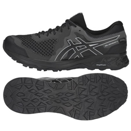 Black Running shoes Asics Gel Sonoma 4 M 1011A210-001