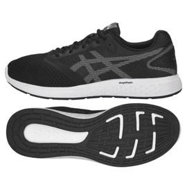 Black Running shoes Asics Patriot 10 M 1011A131-002