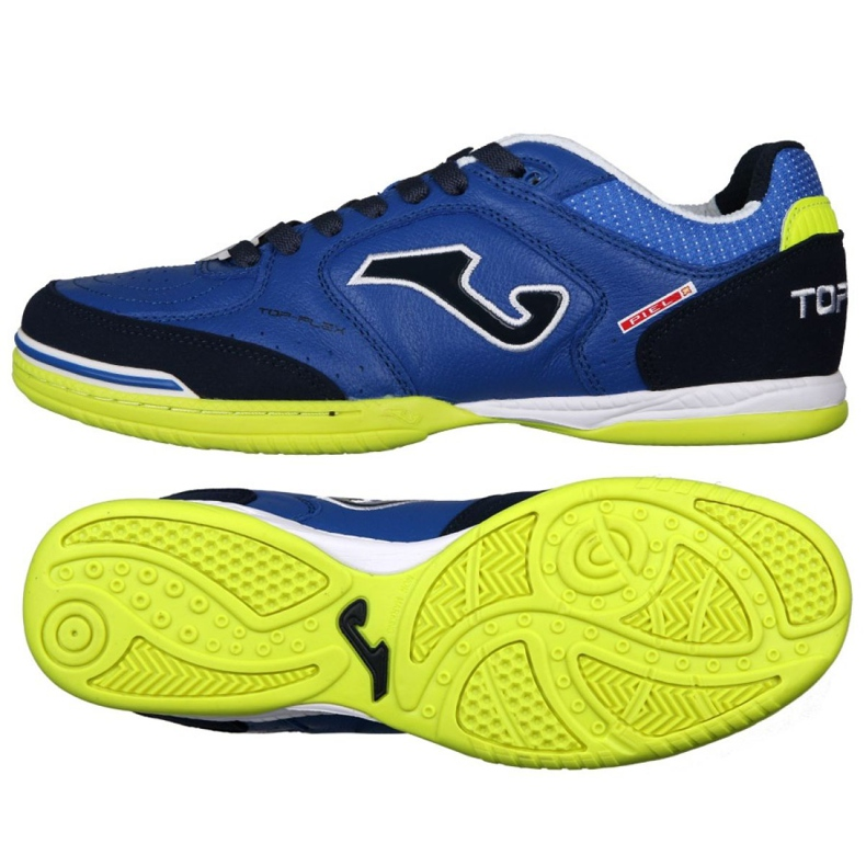 Indoor shoes Joma Top Flex 804 In M J10012001.804.IN blue multicolored
