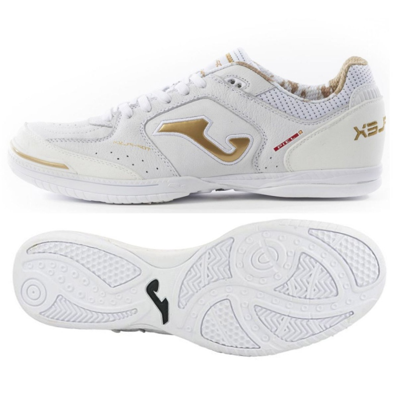 Indoor shoes Joma Top Flex 902 In M TOPS.902.IN white white