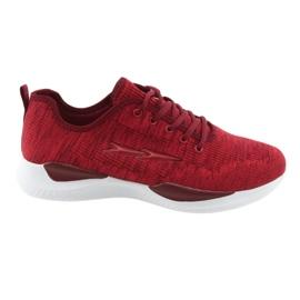 Men's sports bindings DK SC235 red