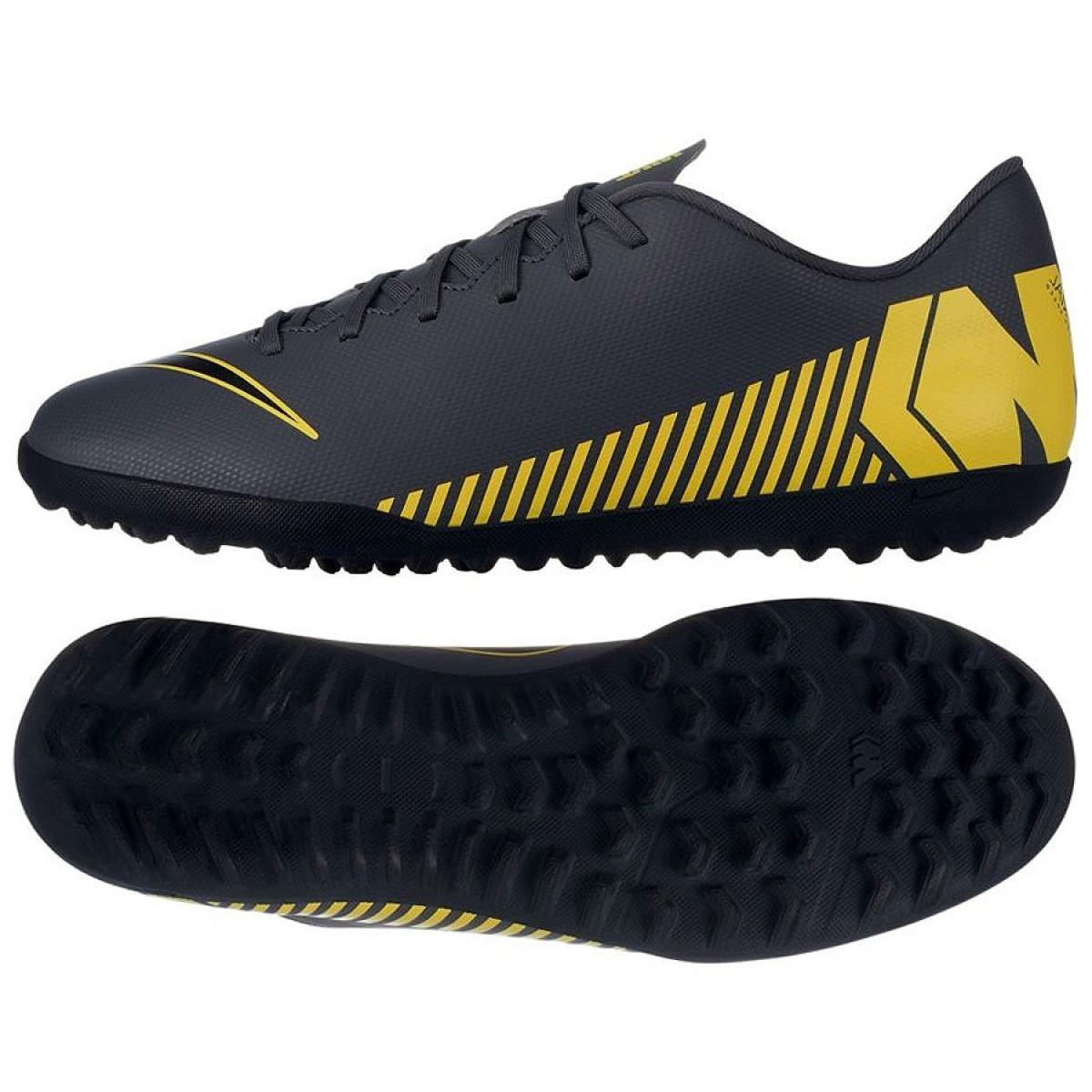 grand choix de f8d7b 837d4 Nike Mercurial Vapor 12 Club Tf M AH7386-070 Football Shoes