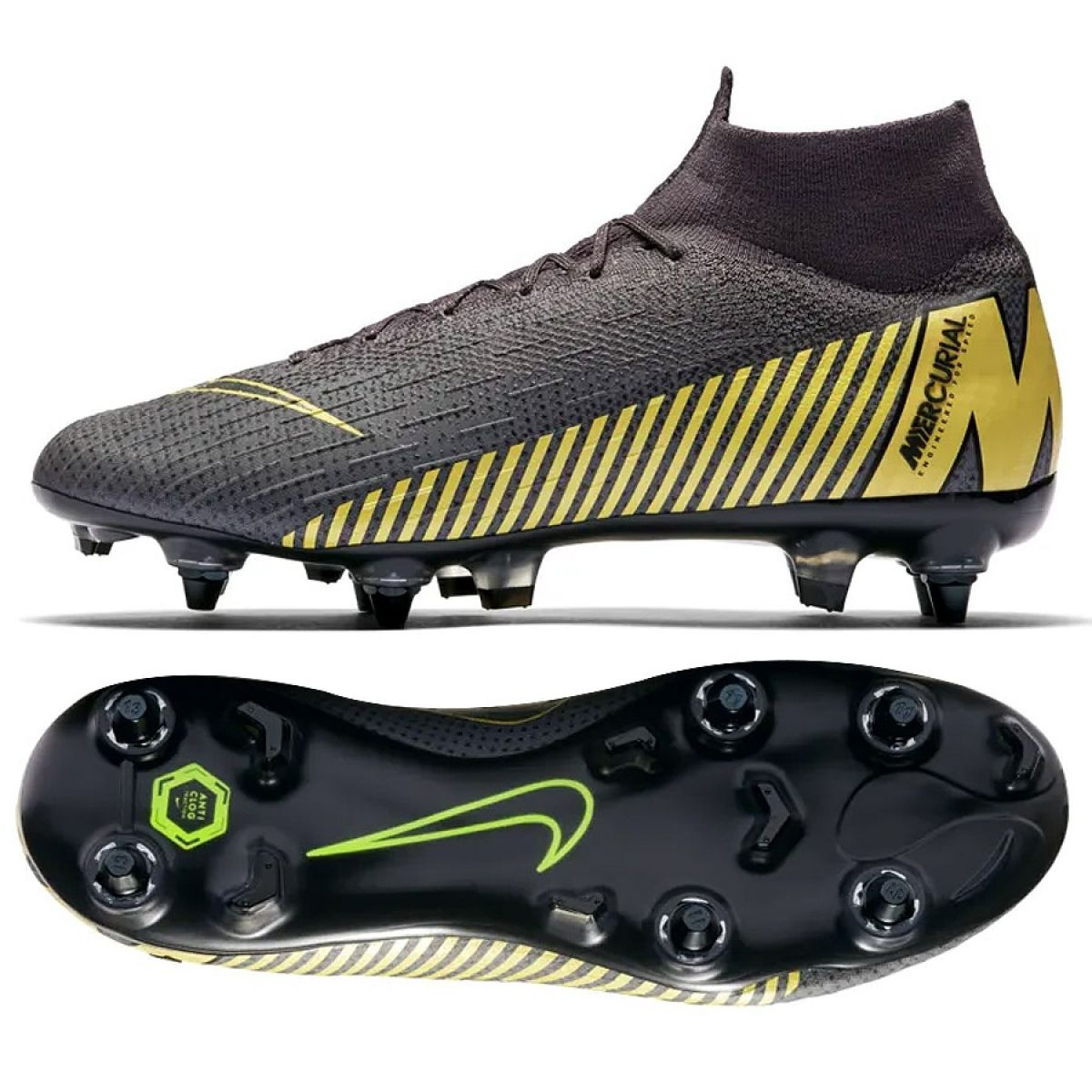 the best attitude 6d4c7 a152f Football shoes Nike Mercurial Superfly 6 Elite SG-Pro M AH7366-070
