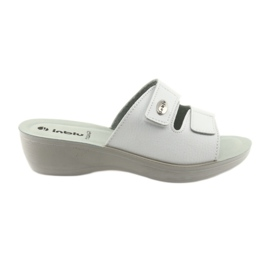 Velcro hooks kotblno Inblu PL028 white