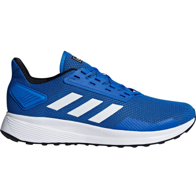 Running shoes adidas Duramo 9 M BB7067 blue