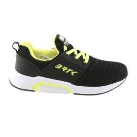Bartek 58110 Black slip sport shoes