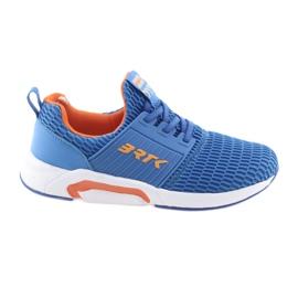 Bartek 58110 Sport shoes slip-in blue