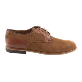 Men's shoes Badura 3687 brown