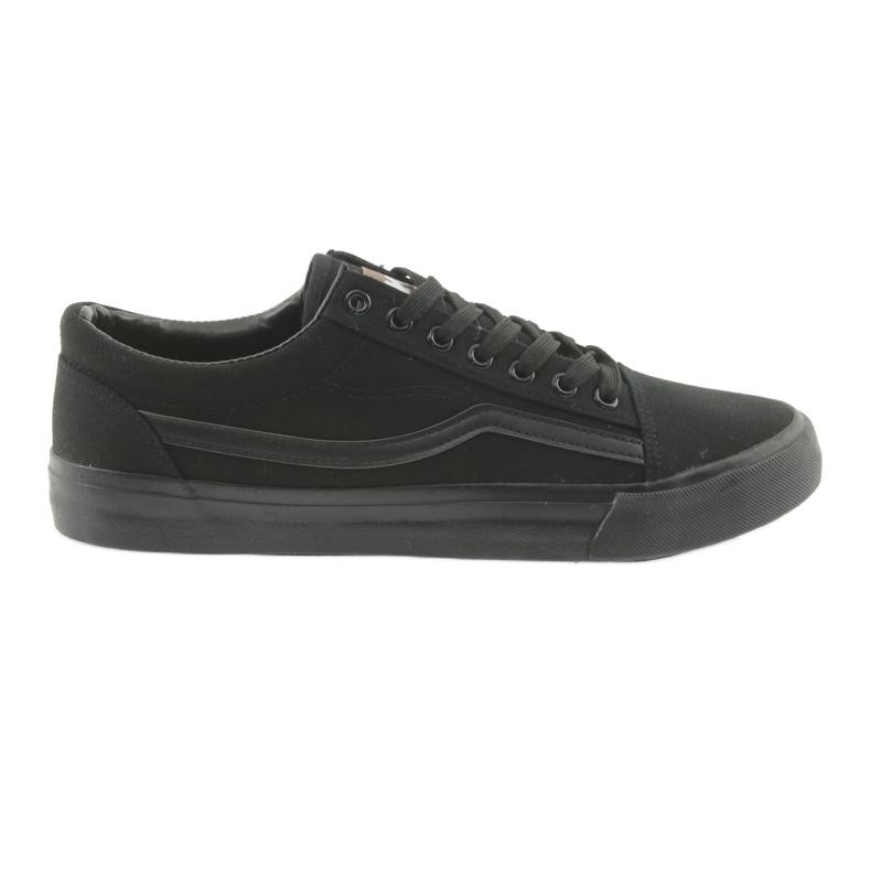 Black DK AlaVans sneakers