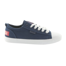 Navy blue Big star sneakers 274876