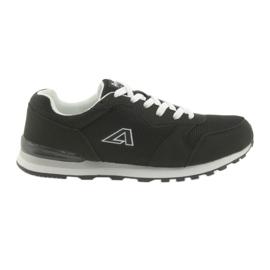 American Club 12 sports shoes black