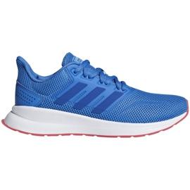 Adidas Falcon Jr F36540 shoes blue