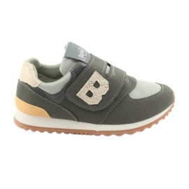 Befado children's shoes up to 23 cm 516Y040 grey
