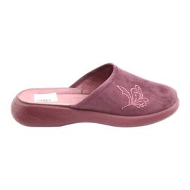 Befado women's shoes pu 019D096 violet