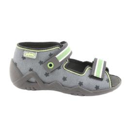 Befado yellow children's shoes 250P086
