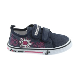 Sneakers jeans love Atletico leather insole