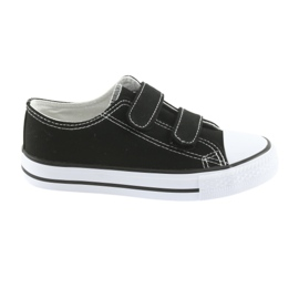 Black sneakers by Atletico