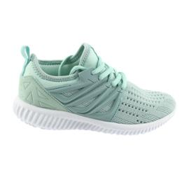 Green Bartek leather insole 55114 Mint sports shoes