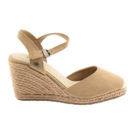 Brown Big Star espadrilles sandals 274A169 C.be