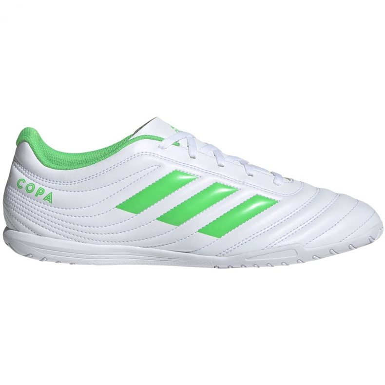Indoor shoes adidas Copa 19.4 In M D98075 white white