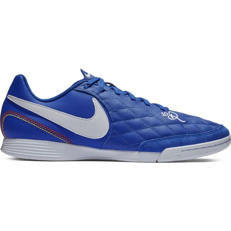 Indoor shoes Nike Tiempo Legend X 7 Academy 10R Ic M AQ2217-410 blue blue