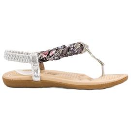 Cm Paris grey Fashionable Japanese Sandals
