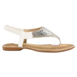Encor White Sandals Japanese