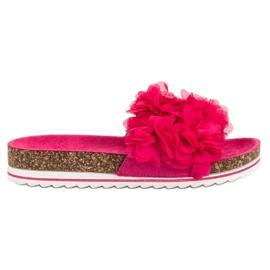 Seastar Fashionable Pink Flip Flops