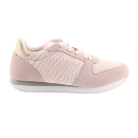 Lt.pink American Club FH10 sports shoes