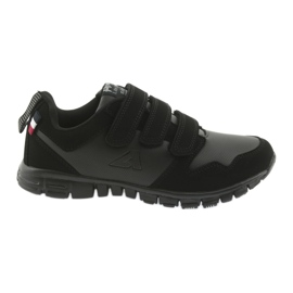 Velcro sports shoes American Club FH16 black