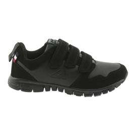 Velcro sports shoes American Club FH16 black