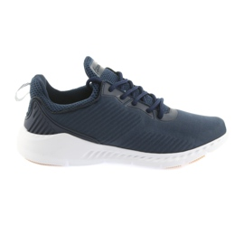 American Club American FH08 Sport Shoes navy blue