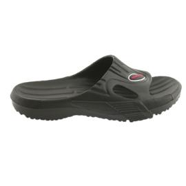 Aqua-Speed Arizona U Flip Flops U black