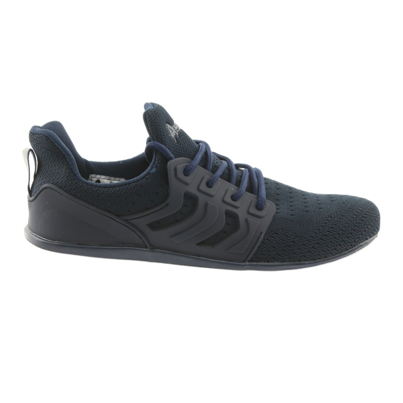 American Club American FH07 Sport Shoes navy blue