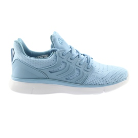 American Club American FH07 Sport Shoes blue