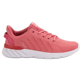 Ax Boxing Light Sport Shoes pink