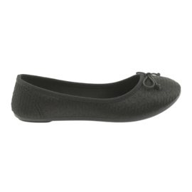 McKey sneakers ballerinas slip-in black