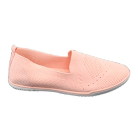 McKey sneakers sneakers slip-in salmon
