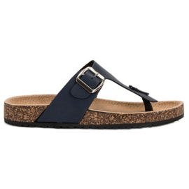 Seastar Comfortable flip-flops navy