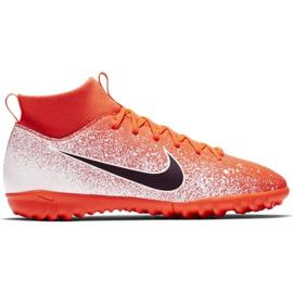 Nike Mercurial Superfly X 6 Academy Tf Jr AH7344-801 Football Boots