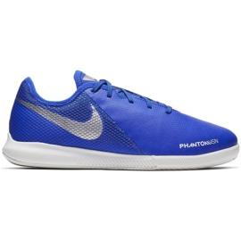 Indoor shoes Nike Phantom Vsn Academy Ic Jr AR4345-410 blue multicolored