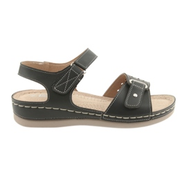 Sandals for women comfort DK 25131 black