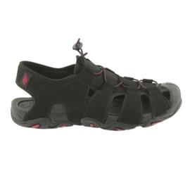 Sandals 4f M H4L18-SAM003 black