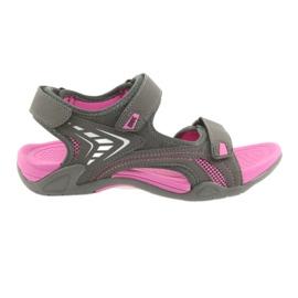 Sandals DK women's light EVA gray