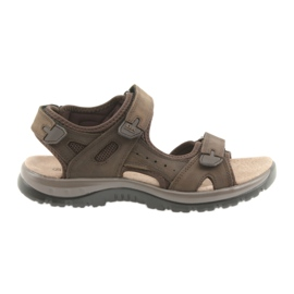 Sandals DK Brown Velcro light EVA