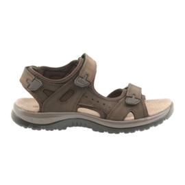 Sandals DK Brown Velcro light EVA