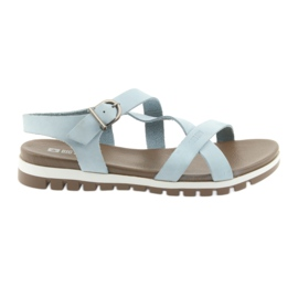 Big Star Comfortable Sandals blue