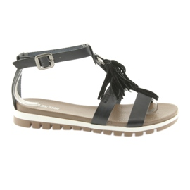Big Star Boho Sandals 274958 black