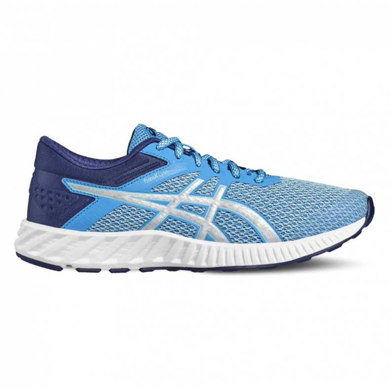 Running shoes Asics fuzeX Lyte 2 T769N-4393 blue